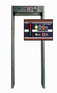 Модель популярного арочного металлоискателя