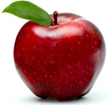 Червоненьке яблучко