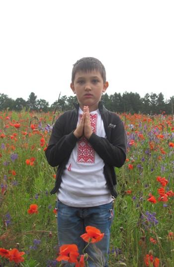 Моляться діти