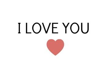 I love you (я тебе люблю)