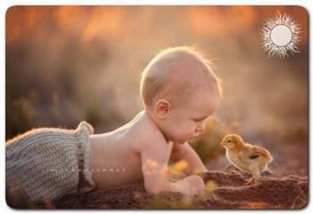 Нехай усі дітки ростуть у любові...