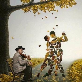 Осінь - наречена...