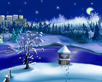 Зимова пісня