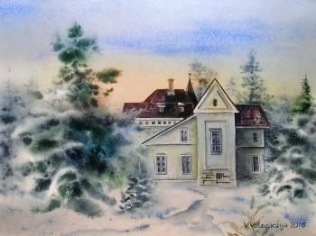 Зимняя усадьба