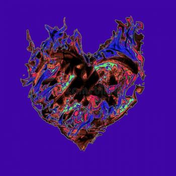 Спалене Серце