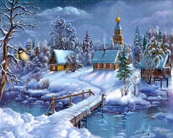 Дід Мороз Червоний Ніс