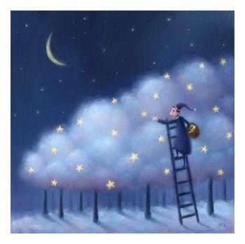 Казка зимової ночі