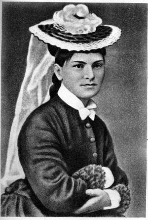 Перша дружина Івана Карпенка-Карого – Надія Тарковська.
