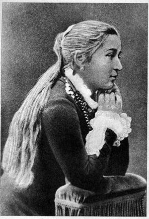 Останнє кохання Івана Тобілевича – друга дружина Софія Сіраковська.