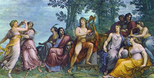 Поема «Грецькі боги». Куліш Пантелеймон.