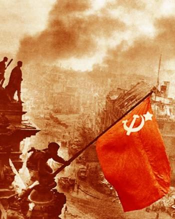 Прапор над Рейхстагом