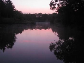 Сон нічного озера