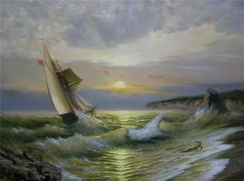 Корабель «Світання»