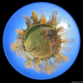 Планета осінь