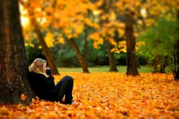 Ображається осінь