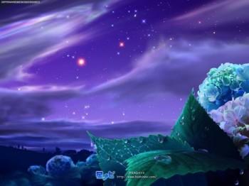 І посипалися зорі...