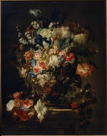 Ж.-Б. Моннуайе «Квіти»