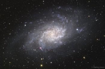 А ми – десь скраєчку цієї галактики…
