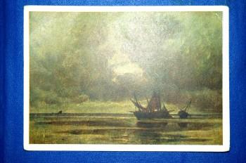 Ж. Дюпре  «Морський відплив у Нормандії»