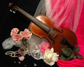 Залюблена у музику дощів...