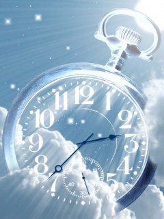 Мій час іде
