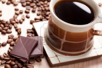 Кава й шоколад