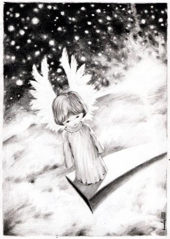 До свого янгола молімось і. . , - за нього!
