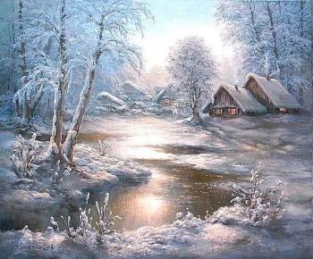 Зимове затишшя
