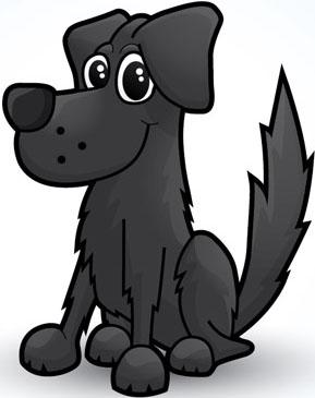 Загадка - собака
