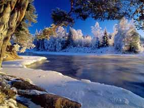 Зима наступила