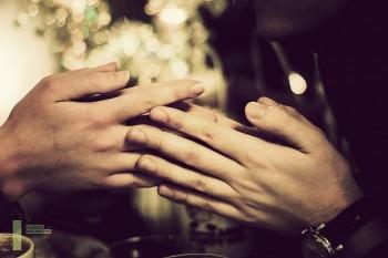 Такой больной разговор двух одиноких, любящих друг друга...