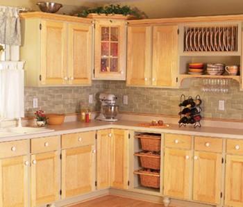 Выбираем мебель для кухни.
