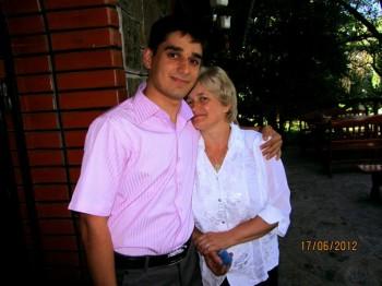 Моїй мамі (День матері)