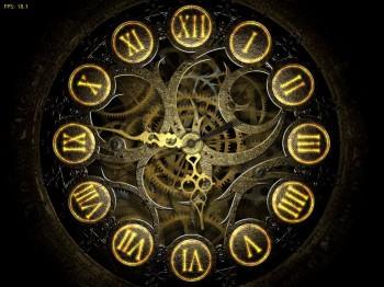 Часы отсчитывают жизнь: