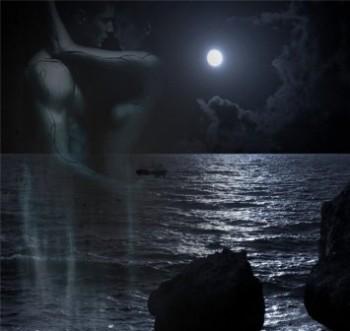 море, місяць і ніч...