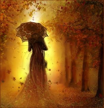 Осінь йде по світу