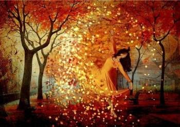 Вже забриніла осінь у серцях
