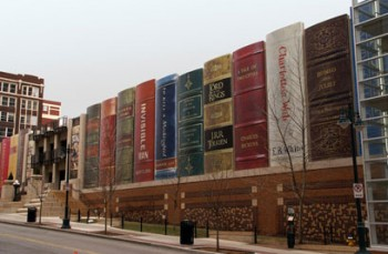 Будинки - то книги...