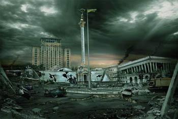 Україна помирає