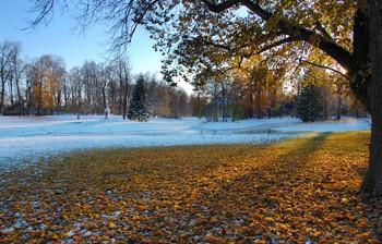 Прихід зими