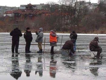 Перший льодок