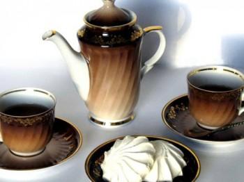 Зефір і кава