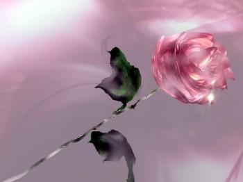 Кришталева квітка