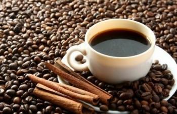 Трунок кавових зерен