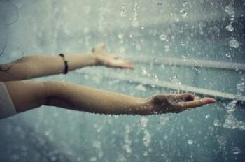 Цей дощ