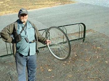 Новий велосипед