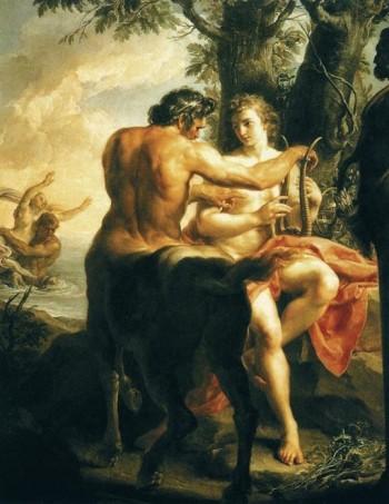 Німфа і кентавр