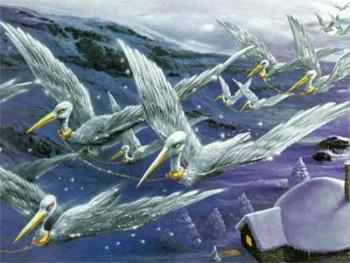 Птахи Луга