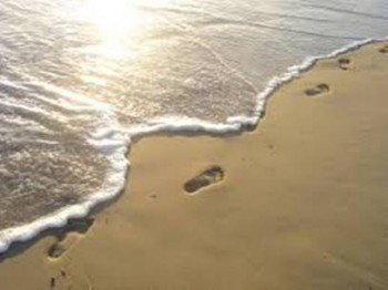 Сліди на піску