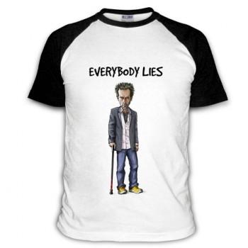 Будь индивидуальной личность, носи прикольные футболки.